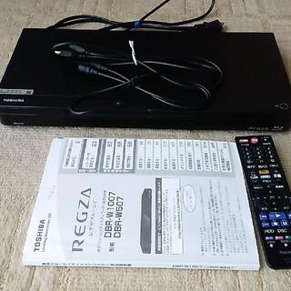 REGZAブルーレイディスクレコーダーDBR-W1007