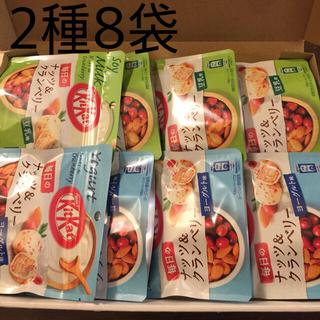 Nestle - 毎日のナッツ & クランベリー 8袋
