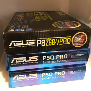 ASUS - ASUS マザーボード セット