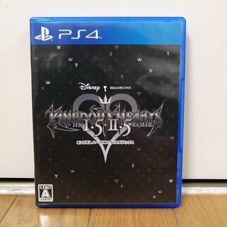PS4 キングダムハーツ hd 1.5+2.5 リミックス