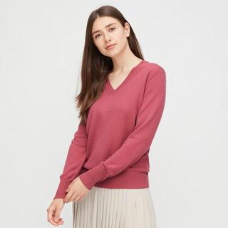 UNIQLO - 新品 ユニクロ カシミヤ セーター