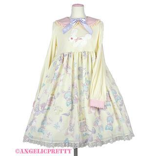 Angelic Pretty - angelic pretty moco moco bunnys カットワンピース