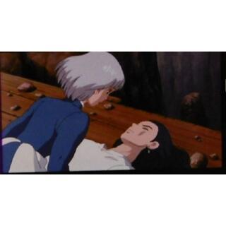 ジブリ(ジブリ)のジブリ☆ハウルの動く城☆フィルムブックマーカー34(その他)