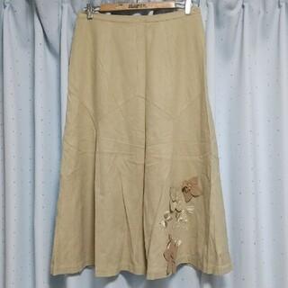 インゲボルグ(INGEBORG)の2766インゲボルグロングスカート L(ロングスカート)
