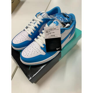 ナイキ(NIKE)の専用 NIKE SB AIR JORDAN 1 LOW QS UNC 3点(スニーカー)