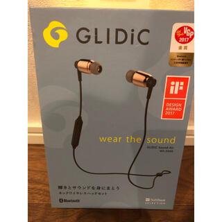 ソフトバンク(Softbank)のGLIDiC Sound Air  WS-5000(ヘッドフォン/イヤフォン)