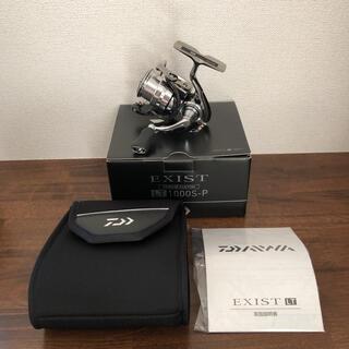 DAIWA - ダイワ製スピニングリール 18イグジスト FC LT 1000S-P