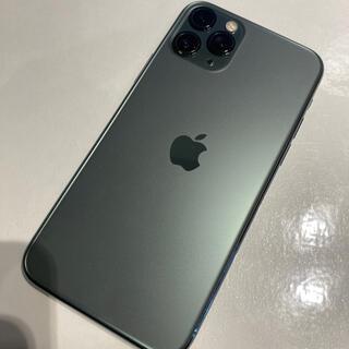 iPhone - iPhone11Pro 512GB ドコモ SIMロック解除済