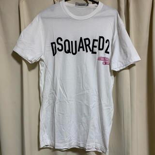 DSQUARED2 - DSQUARED2 ディースクエアード ロゴTシャツ Lサイズ