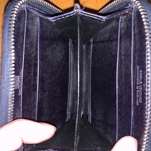 WHITEHOUSE COX(ホワイトハウスコックス)のホワイトハウスコックス コインケース メンズのファッション小物(コインケース/小銭入れ)の商品写真