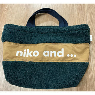 niko and... - ニコアンド ハンドバッグ