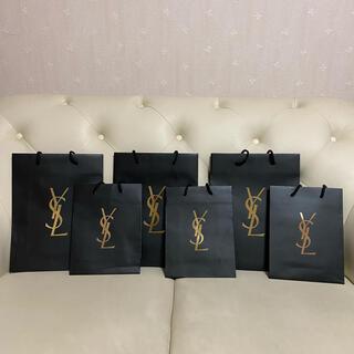 Yves Saint Laurent Beaute - YSLイヴサンローラン ショップ袋 大小6枚セット