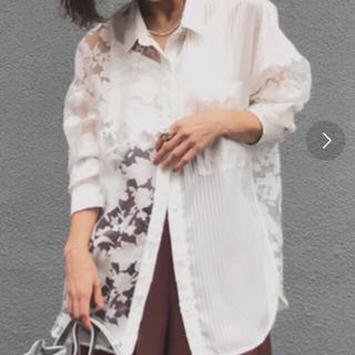 Ameri VINTAGE - ameri twins lace blouse