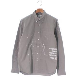 ユニフォームエクスペリメント(uniform experiment)のuniform experiment カジュアルシャツ メンズ(シャツ)