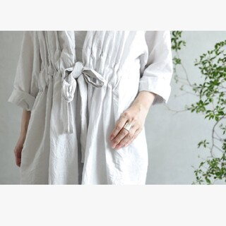 ヤエカ(YAECA)の【accessories mau】平打ち ring silver(リング(指輪))