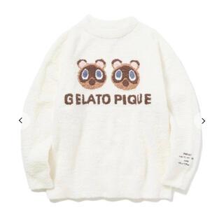 gelato pique - 【あつまれ どうぶつの森】ジェラートピケ つぶまめジャガードプルオーバー