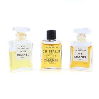シャネル(CHANEL)のシャネル No.5/No19/CRISTALLE 3点セット(その他)