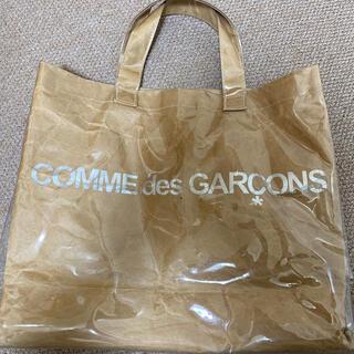 COMME des GARCONS - COMME des GARCONS ビニールトートバッグ
