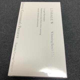 リサージ(LISSAGE)のリサージ  ホワイト ホワイトニング リペアマスク 3枚(パック/フェイスマスク)