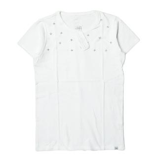 ヴィスヴィム(VISVIM)のvisvim 14SS CROSS STITCH CREW S/S(Tシャツ/カットソー(半袖/袖なし))