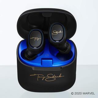 オーディオテクニカ(audio-technica)のオーディオテクニカ MARVEL Tony Stark ワイヤレスイヤホン(ヘッドフォン/イヤフォン)