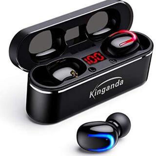 新品 ワイヤレスイヤホン 高音質 Bluetooth 左右分離型 防水