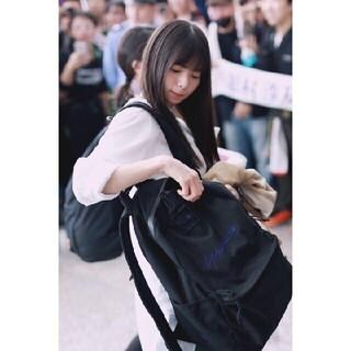 Yohji Yamamoto - 斎藤飛鳥着用 ヨウジヤマモト ニューエラリュック 24L