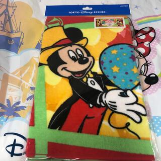 Disney - ディズニー バースデー ロングタオル