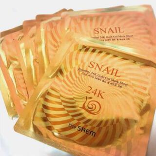 ザセム(the saem)のthe saem SNAIL Essential 24K Gold パック(パック/フェイスマスク)