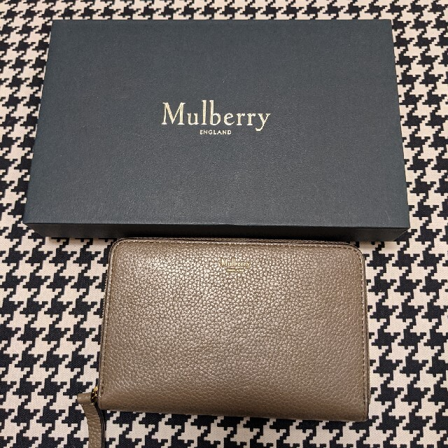 Mulberry(マルベリー)のマルベリー 半財布 レディースのファッション小物(財布)の商品写真