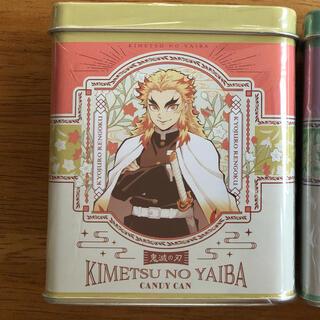 BANDAI - 鬼滅の刃  キャンディ缶  煉獄杏寿郎  キャンディー缶