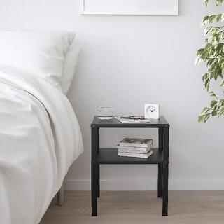 イケア(IKEA)の【新品】 IKEA KNARREVIK  クナレヴィーク ベッドサイドテーブル(コーヒーテーブル/サイドテーブル)