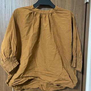 ユニクロ(UNIQLO)のトップス Sサイズ(Tシャツ(長袖/七分))