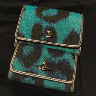Vivienne Westwood - VW レオパード 折り財布&キーケース