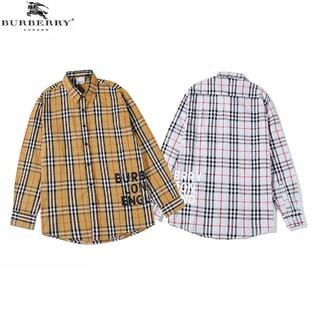 Tシャツ長袖☆Burberryバーバリー☆2枚14000円ロンT男女兼用026
