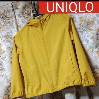 UNIQLO - ユニクロ ポケッタブル バーカー