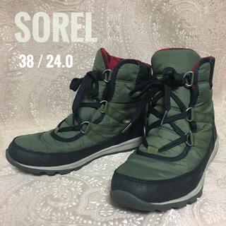 SOREL - SOREL ソレル スノーブーツ ウォータープルーフ