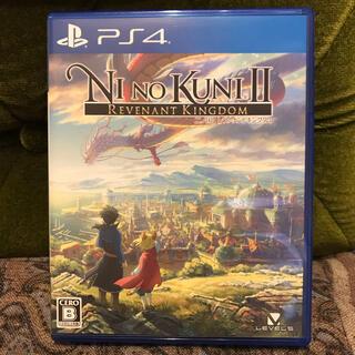PlayStation4 - プレステ4 二ノ国II レヴァナントキングダム にのくに2 ゲームソフト