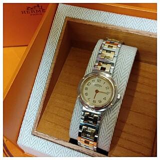 Hermes - R様専用 エルメス時計 極極美品 クリッパー ・ レディース