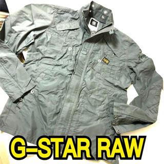 ジースター(G-STAR RAW)のG-STAR RAW ジャンパー ジャケット アウター ブルゾン (ナイロンジャケット)