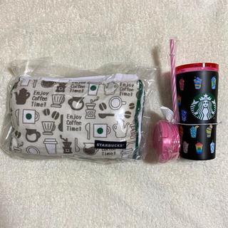 スターバックスコーヒー(Starbucks Coffee)の【専用】スターバックスコーヒー♡2021年 福袋 ステンレスタンブラー(タンブラー)