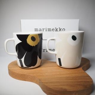 marimekko - 【新品】marimekko 21年春新作 ウニッコ マグ2個セット