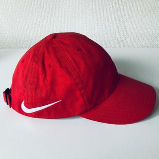 NIKE - '90〜'00s NIKE シルバータグ cap