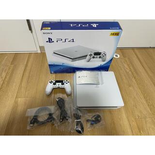 PlayStation4 - PS4 本体 CUH-2100A B02  500GB ホワイト