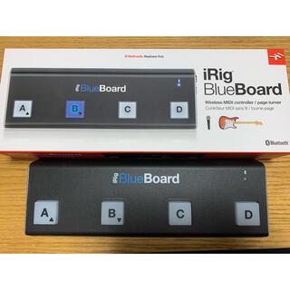 IK multimedia iRig blue boad(MIDIコントローラー)