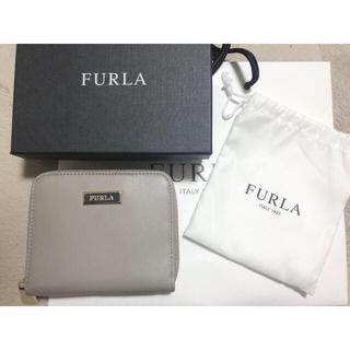 Furla - 【美品】FURLA フルラ 二つ折り財布 折りたたみ財布