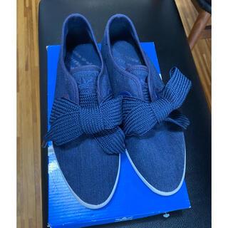 アディダス(adidas)の☆値下げ!☆アディダスオリジナルズ RELACE LOW/デニム(スニーカー)