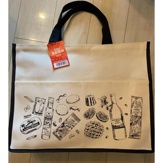 カルディ(KALDI)の新品2021年カルディ福袋 トートバッグと風呂敷(エコバッグ)