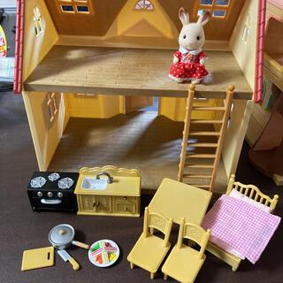EPOCH - はじめてのシルバニアファミリー と森の幼稚園のセット