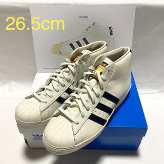 adidas - 【新品】26.5cm adidas PRO MODEL VINTAGE DLX